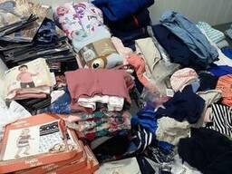 Сток детской одежды оптом, Лупилу, Лидл, Lidl, Lupilu. весна