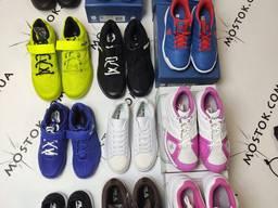 Сток обувь оптом оригинал кроссовки fila overload