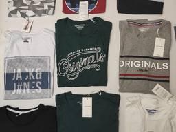 Сток оптом футболки Jack and Jones