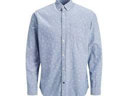 Сток рубашки мужские оптом