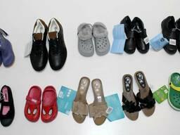Взуття сток Лідл оптом
