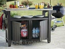 Стол для гриля, барбекю Keter Unity XL 207 L