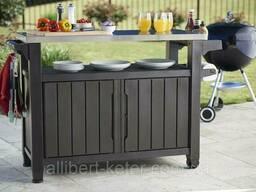 Стол для гриля, барбекю Keter Unity XL 207 L Brown ( коричневый )