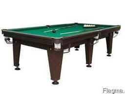 Стол для Игры в Бильярд Корнет 10 фт