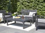 Стол для сада и террасы Allibert Lyon Table Smooth - фото 6