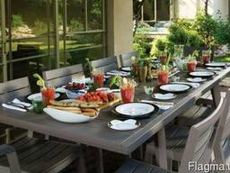Стол для сада и террасы Harmony Extendable - фото 5