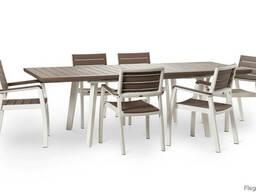 Стол для сада и террасы Harmony Extendable - фото 8