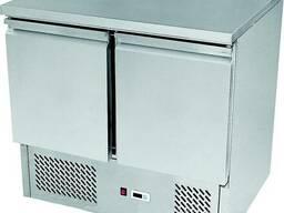 Стол холодильный 2-дверный с рабочей поверхностью