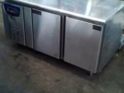 Стол холодильный б/у 2 двери 1,5 м производственный