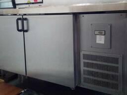 Стол холодильный б/у 2 двери 1500*600