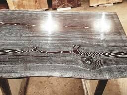 Стол из дерева, мебель лофт, мебель на заказ, столешница из