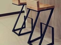 Стол из массива дерева, мебель LOFT
