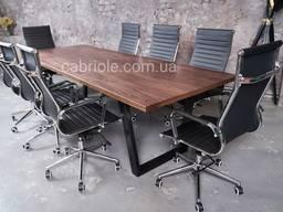 Стол лофт, конференц столы для переговоров
