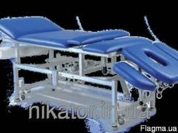 Стол массажный с электрической регулировкой высоты SM-2E