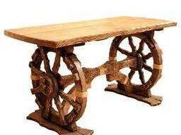 """Стол под старину """"Шервуд"""". Столы для кафе, бара, ресторана"""