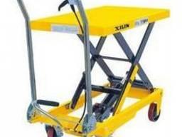 Стол-подъемник Xilin SP500В платформенный, 500 кг