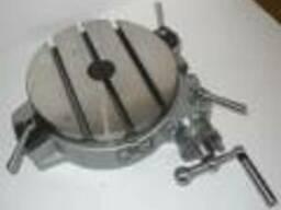 Стол поворотный круглый фрезерный 400 мм, арт. 17903