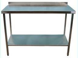 Стіл виробничий з нержавіючої сталі оптом, столи нержавейка