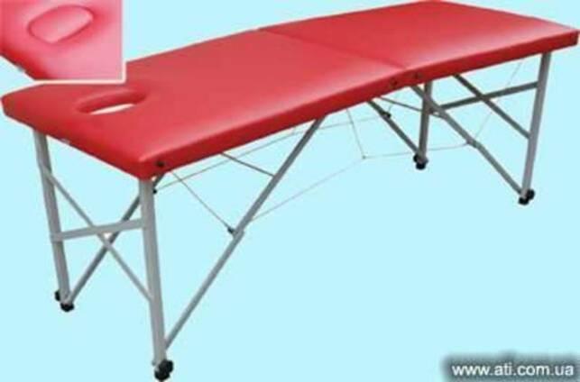 Стол с отверстием для лица складной переносной Симплекс