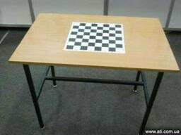 Стол шахматный. Производим шахматные столы