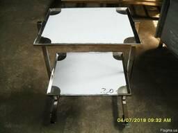 Стол-тележка ветеринарная