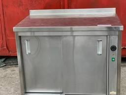 Стол тепловой для подогрева посуды