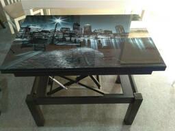 Стол трансформер Флай уф04123 Fusion Furniture