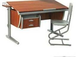 Стол ученический Дэми со стулом СУТ.15-04