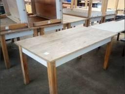Стол уличный деревянный б/у массив сосны
