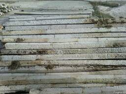 Столбики бетонные б/у высота 2, 2м оптом