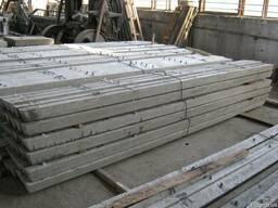 Столбики бетонные виноградные высота 2, 4 метра