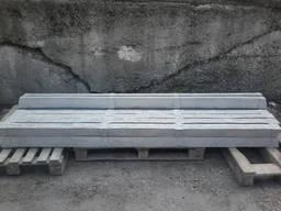 Столбики для рабицы и винограда бетонные L=2, 5м