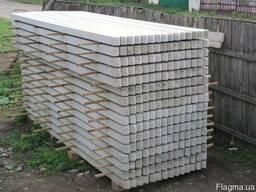 Столбики для садов, виноградников и ограждений ж/бетонные