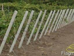 Столбики виноградные 2.2 метра