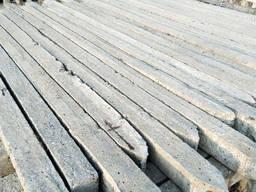 Стовпчики ( столбики ) для огорожі, на забор, паркан 220-240 см