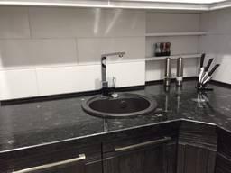 Столешница кухонная Стол в кухню в ванную из камня гранит мрамор кварц лабрадорит
