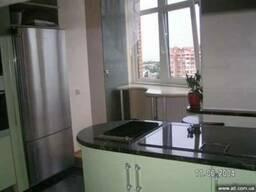 Столешница на кухню из искусственного камня, мрамора и гранит