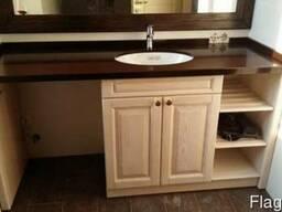 Столешницы для кухонь из искусственного камня - фото 2