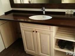 Столешницы для кухонь из искусственного камня - фото 4