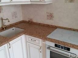 Столешницы для кухонь из искусственного камня - фото 5