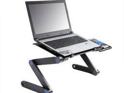 Столик для ноутбука с охлаждением Laptop Table T8. ..