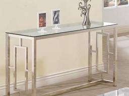 Столик консоль для прихожей ванной кухни спальни из. ..
