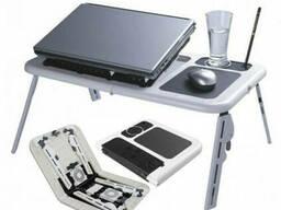 Столик подставка для ноутбука с двумя кулерами