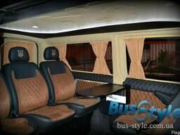 Столик в микроавтобус стол трансформер в авто боковой стол в