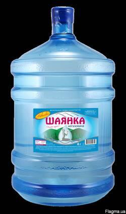 """Столовая вода """"Шаянка"""""""