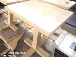 Столы бежевые б/у в хорошем состоянии