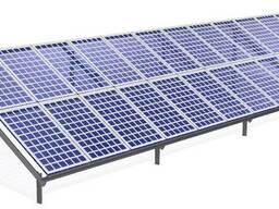 Столы для солнечных электростанций
