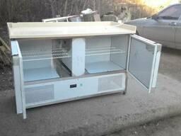 Столы холодильные для профессиональной кухни