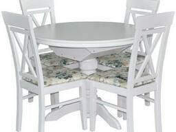Столы и стулья для кухонь, гостинных, кафе, ресторанов Скиф