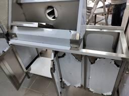 Столы, мойки, полки из нержавейки нержавеющей стали - photo 6